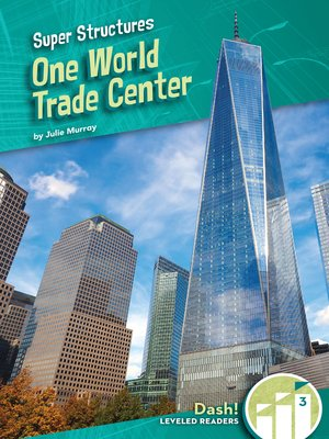 cover image of One World Trade Center