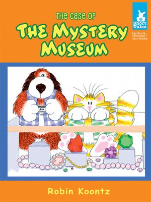 cover image of Case of the Mystery Museum