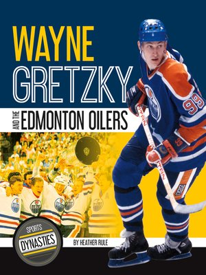 cover image of Wayne Gretzky and the Edmonton Oilers