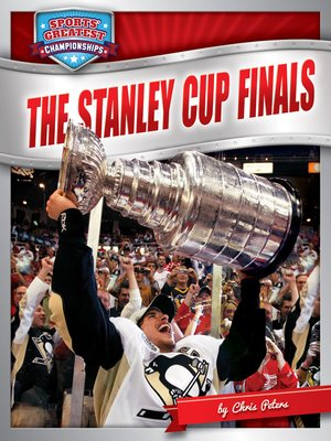 cover image of The Stanley Cup Finals