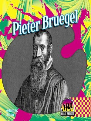 cover image of Pieter Bruegel