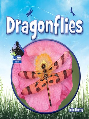 cover image of Dragonflies