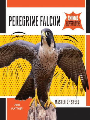 cover image of Peregrine Falcon