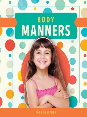 cover image of Body Manners