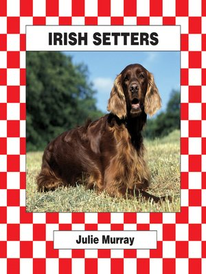 cover image of Irish Setters