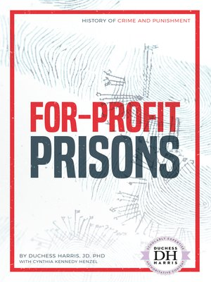 cover image of For-Profit Prisons