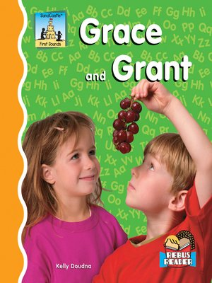 cover image of Grace and Grant