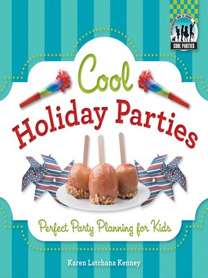 cover image of Cool Holiday Parties