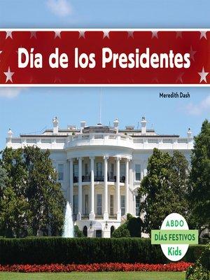 cover image of Día de los presidentes