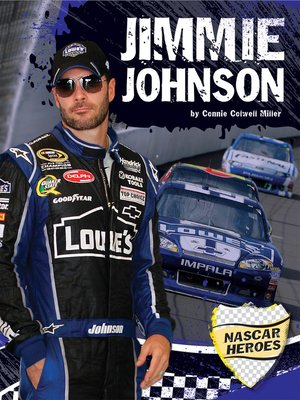 cover image of Jimmie Johnson