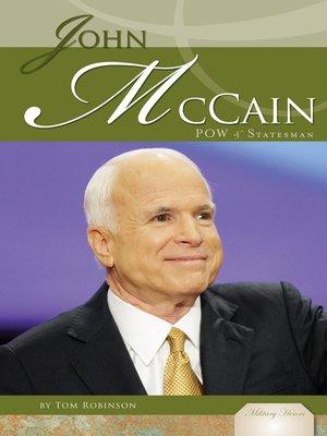 cover image of John McCain