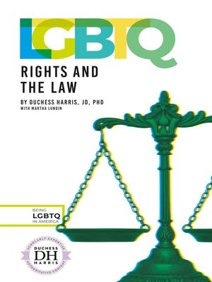 cover image of LGBTQ Rights and the Law