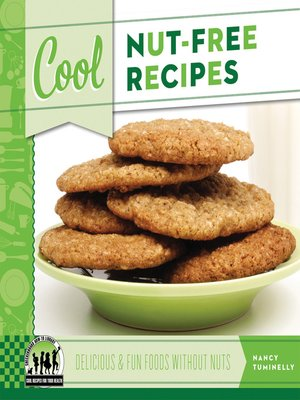 cover image of Cool Nut-Free Recipes