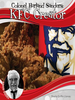 cover image of Colonel Harland Sanders