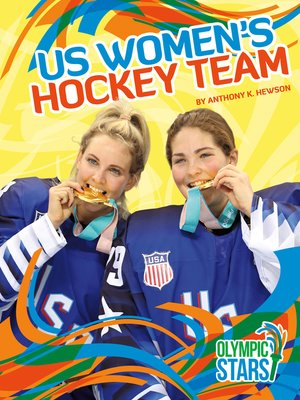 cover image of US Women's Hockey Team