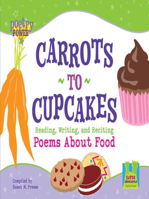 cover image of Carrots to Cupcakes