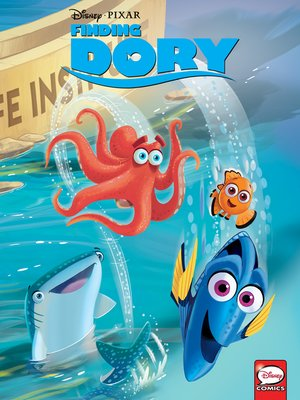cover image of Disney and Pixar Movies: Finding Dory