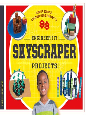 cover image of Engineer It! Skyscraper Projects