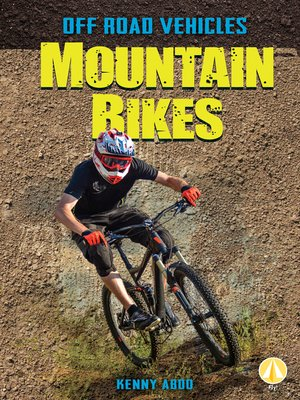 cover image of Mountain Bikes