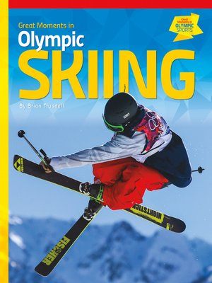cover image of Great Moments in Olympic Skiing