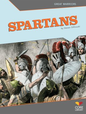 cover image of Spartans