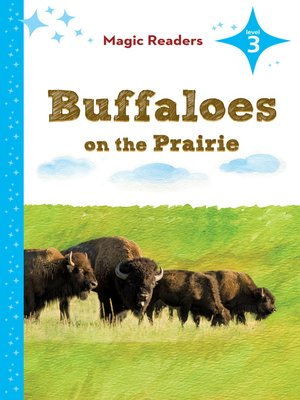 cover image of Buffaloes on the Prairie
