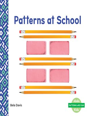 cover image of Patterns at School