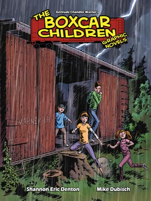 cover image of Boxcar Children
