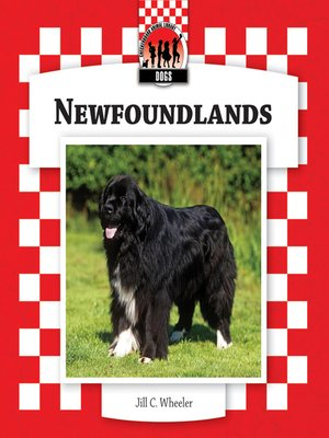 cover image of Newfoundlands