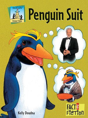 cover image of Penguin Suit