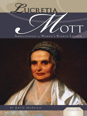 cover image of Lucretia Mott