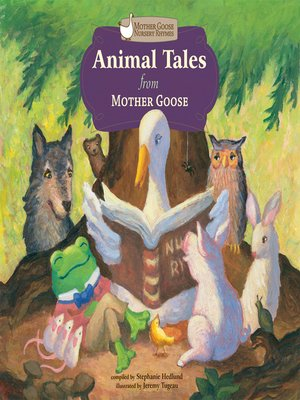 cover image of Animal Tales from Mother Goose