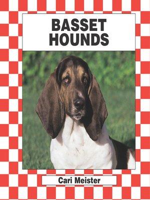 cover image of Bassett Hounds