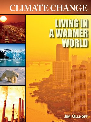 cover image of Living in a Warmer World