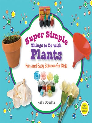 cover image of Super Simple Things to Do with Plants