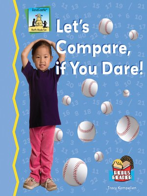 cover image of Let's Compare If You Dare