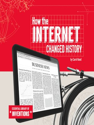 cover image of How the Internet Changed History