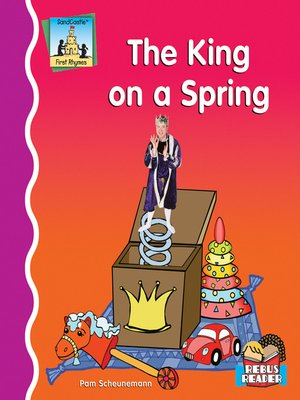cover image of King on a Spring