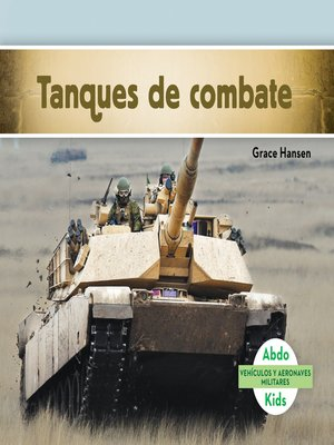 cover image of Tanques de combate (Military Tracked Vehicles)