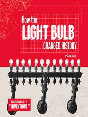 cover image of How the Light Bulb Changed History
