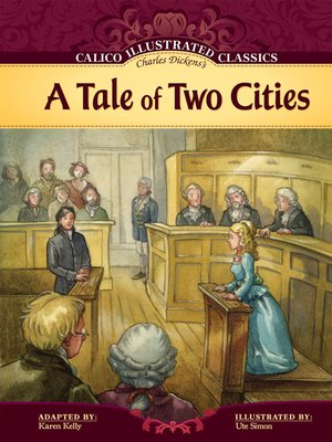cover image of Tale of Two Cities