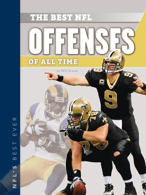 cover image of Best NFL Offenses of All Time