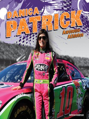 cover image of Danica Patrick