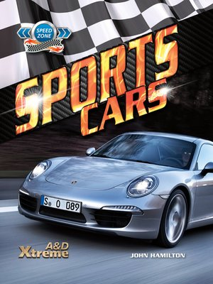 cover image of Sports Cars
