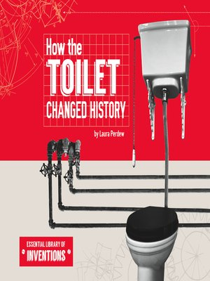 cover image of How the Toilet Changed History