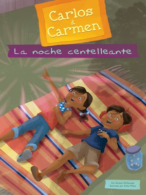 cover image of La noche centelleante (The Sparkly Night)