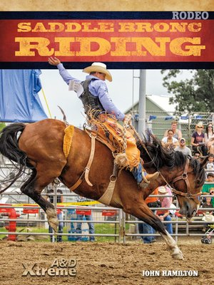 cover image of Saddle Bronc Riding