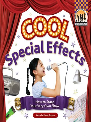 cover image of Cool Special Effects