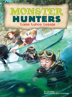 cover image of Tame Tahoe Tessie