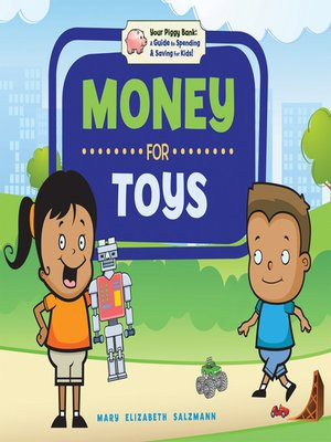 cover image of Money for Toys